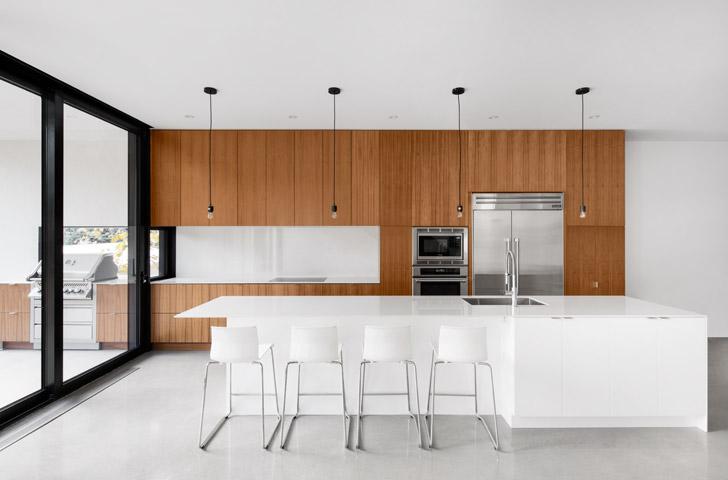 Maison 1 re avenue microclimat architecture et construction for Devenir designer interieur